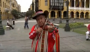 """Andrés 'Chimango' Lares presenta espectáculo """"Navidad Andina"""""""