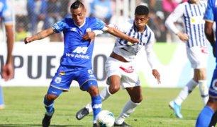 Binacional vence 4-1 a Alianza Lima en el partido de ida por la final de la Liga 1