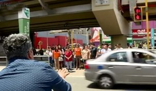 Ranking: El top 5 de los peatones temerarios