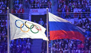 Rusia no podrá participar en Juegos Olímpicos y Mundial de Qatar