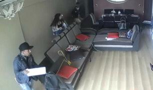 Pueblo Libre: roban departamentos y se llevan cámaras para evitar ser reconocidos