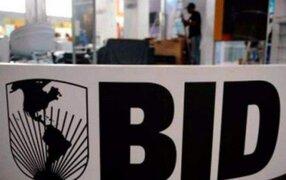 MEF aprueba endeudamiento por $40 millones con el Banco Interamericano de Desarrollo