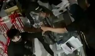 Madre de Dios: delincuentes asaltan grifo cerca de frontera