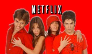 "¡""Rebelde Way"" volvió! Serie argentina ya está disponible Netflix"