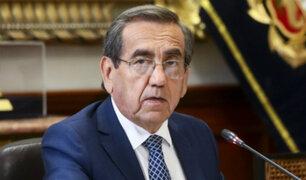 Fiscalía inicia investigación preliminar contra Jorge del Castillo