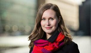 Finlandia: Sanna Marín es la Primera Ministra más joven del país y del mundo