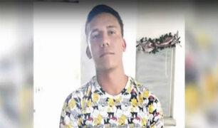 Descuartizamiento en SMP: justicia busca extraditar a 'Machelo'