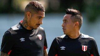 Paolo Guerrero y Christian Cueva jugarían en el fútbol argentino