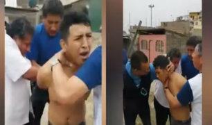 Delincuente que huyó de hospital tuvo dos cómplices que lo ayudaron a refugiarse
