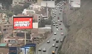 La Molina-Surco: construcción de túnel en cerro Centinela se iniciaría el siguiente año