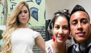Alexandra Méndez reveló conversaciones que tuvo con esposa de Christian Cueva