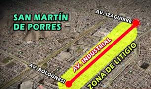 Litigio en Independencia y SMP: se oponen a instalación de cámaras de seguridad