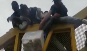 Surco: ambulantes piden operativos pacíficos y libre de violencia