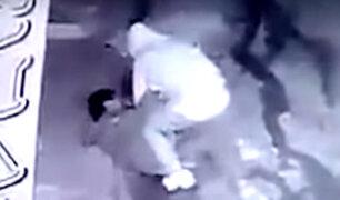 Arequipa: delincuentes extranjeros matan minero de 12 puñaladas