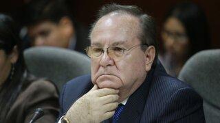 Odebrecht: Luis Nava declarará este lunes 10 por presuntos aportes al Apra