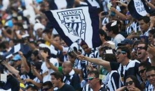 Alianza Lima hace pedido especial a hinchada previo al duelo ante Binacional