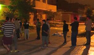 Comas: dos muertos y cuatro heridos tras balacera por presunto ajuste de cuentas