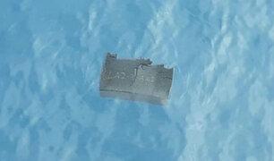 Chile: hallan restos humanos de pasajeros del Hércules C-130