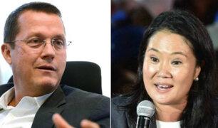 Jorge Barata confirma entrega de US$ 1 millón a campaña de Keiko Fujimori