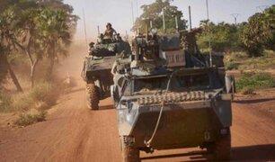 Ataque terrorista a base militar deja 70 soldados muertos en Níger