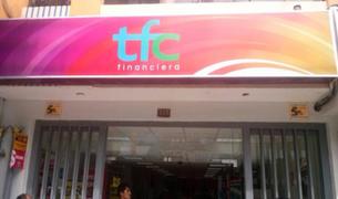 Financiera TFC es intervenida por la SBS y ya no podrá realizar ninguna operación