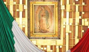 Virgen de Guadalupe: 10 millones de peregrinos acuden a la Basílica de la patrona de México