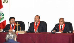 Magistrados de la Sala Penal Nacional piden nivelación de sueldos