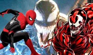 """""""Venom 2"""" tendrá una batalla entre Spider Man y Carnage"""