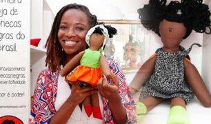Brasil: abren tienda de muñecas para promover la diversidad racial
