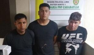 Municipio de Los Olivos señala que no se responsabiliza por serenos capturados por 'raqueteo'
