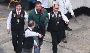 """Penalista sobre excarcelación de Belaúnde Lossio: """"el objetivo no es lograr prisiones preventivas sino condenas"""""""