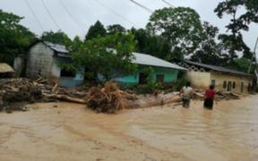 San Martín: lluvias torrenciales dejan cientos de damnificados en Uchiza