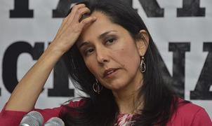 Nadine Heredia: audiencia de impedimento de salida del país será el 18 de diciembre