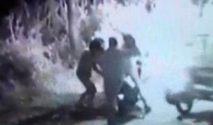 Jaén: amenazan a mujeres con machete durante asalto