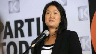Keiko Fujimori: Fiscalía afirma que la pena en su contra sería de más de 24 años