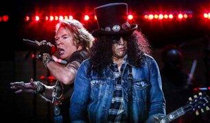 Guns N'Roses regresa a Lima para ofrecer concierto en 2020