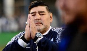 Diego Armando Maradona reveló quién lo salvó de las drogas