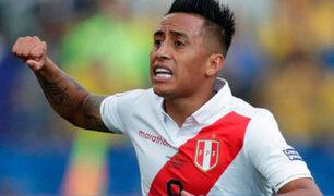 Hinchas del Santos cuestionan desempeño de Christian Cueva durante el 2019