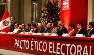 Víctor Hugo Quijada: Partidos no están cumpliendo lucha contra la corrupción
