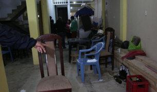 Los Olivos: hombre es asesinado de un balazo en reunión familiar