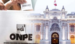 Elecciones2020 | Pasado que condena: 235 candidatos con sentencias penales y civiles