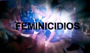 EXCLUSIVO | Feminicidio rompe récord: cifras de mujeres asesinadas ya supera años anteriores