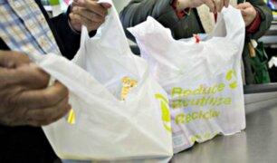 Perú redujo en mil millones de unidades consumo de bolsas de plástico
