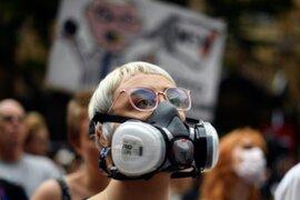 """Sídney: humo tóxico por incendios forestales deja a la ciudad en """"emergencia sanitaria"""""""