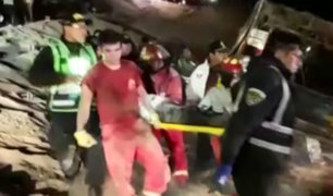 20 fallecidos y más de 50 heridos en accidentes al interior del país