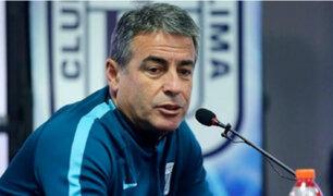 """Bengoechea sobre Ascues y Deza: """"Defendemos al futbolista en el sentido que estuvo aquí y entrenó"""""""