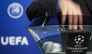 Listo el sorteo: estos son los partidos por los octavos de final de UEFA Champions League