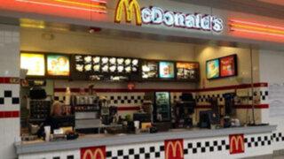 McDonald's cerrará todos sus locales en Perú por 2 días tras muerte de trabajadores