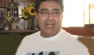 Lucho Paz contó cómo otro taxista lo auxilió tras verlo deambular en descampado