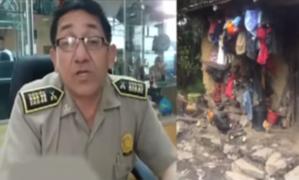 Cajamarca: Al menos dos personas habrían asesinado a familia en su vivienda